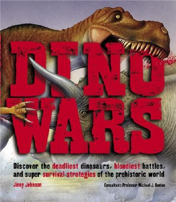 Dino Wars By Johnson, Jinny/ Benton, Michael